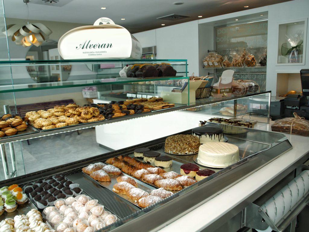 Local de la Pastelería Alverán