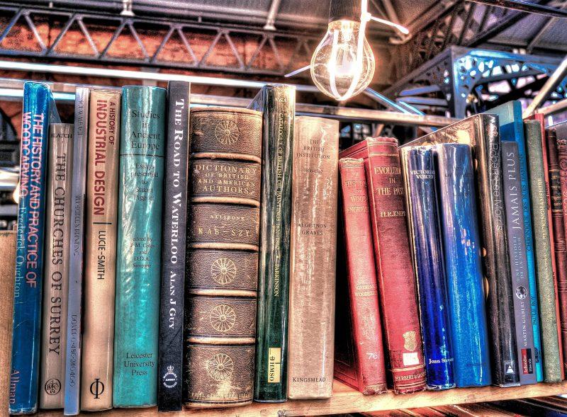 Libros escape room